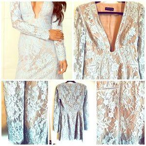Stylestalker Dresses | Visions Lace Dress